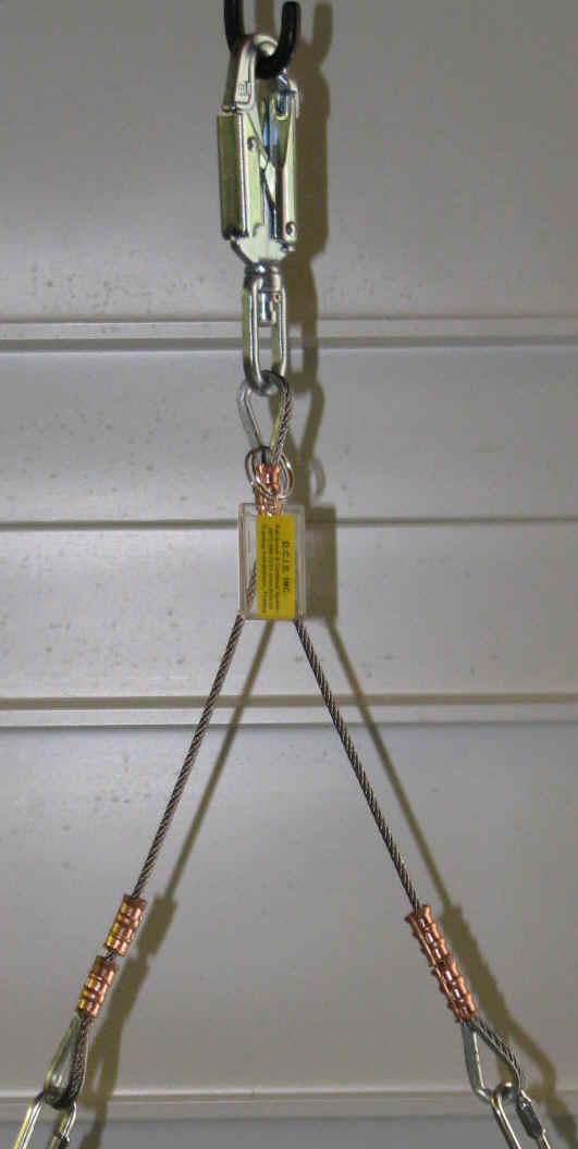 Wire Rope Ladder Specs